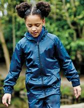 Kids` Pro Stormbreak Waterproof Jacket