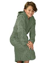 Boyzz&Girlzz® Hooded Bathrobe