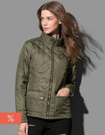 Quilted Jacket Women